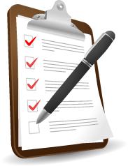 Maintenence Checklist