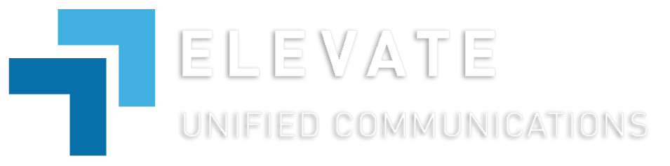 elevate logo wht Cloud Hosted Services