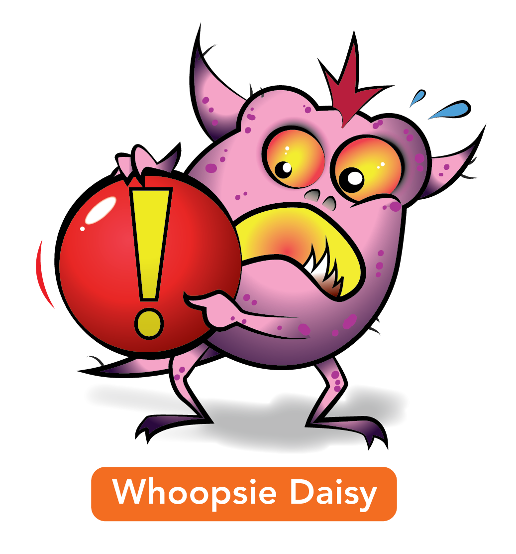 Whoopsie Daisy Managed Backup Solutions